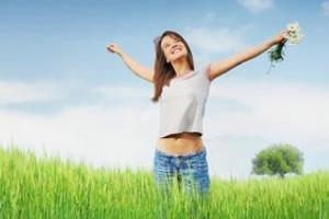 Плоский живот благодаря йоге