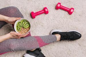 Что нужно есть после тренировки для красивых мышц