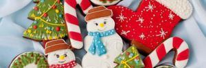 Самые вкусные рецепты новогоднего печенья