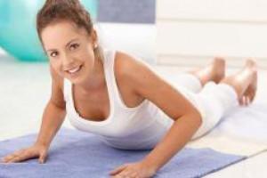Упражнения для фитнеса дома