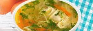 Нужно ликаждый день есть суп