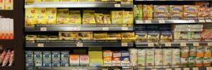 Продукты «без глютена» и «без молока» все более популярны
