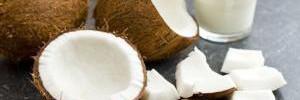 Кокосовые орехи полезны для мозга, сосудов и сердца