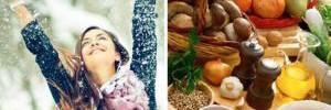 5 лучших диет для зимы