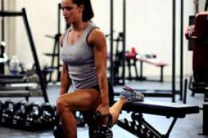 Основные упражнения для укрепления мышц ног