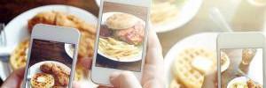 Медики рассказали об опасности использования смартфонов во время еды