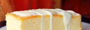 Диетическая творожная запеканка: вкусно и просто