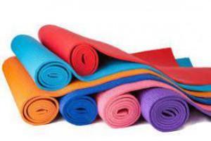 Как правильно чистить коврик для йоги