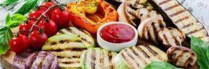 Лучшая идея для ужина: вкуснейшие овощи на гриле