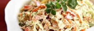 Салат из печени. Секреты приготовления блюда