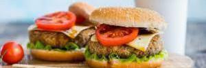 Рецепт для пикника: бургеры из баранины с горчицей и розмарином
