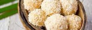 Рецепт полезных кокосовых конфет от Марины Боржемской