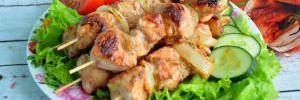 Ошибки приготовления шашлыка из курицы и крылышек-гриль
