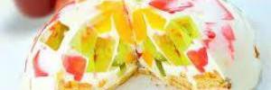Как приготовить торт Битое стекло: пошаговый рецепт