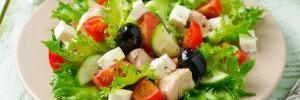 Трирецепта салатов, которые заменят полноценный обед