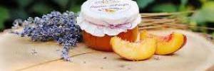 Рецепт на зиму: варенье из персиков и лаванды по-французски