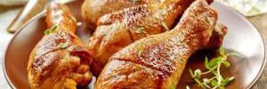 Как запечь куриные ножки с летними овощами: рецепт от Гордона Рамзи