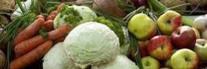 Салаты из зимних овощей и фруктов