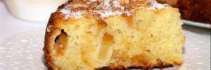 Как испечь вкусный пирог с яблоками, грушами и орехами