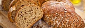 Черный хлеб и рациональное питание