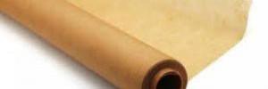 Бумага для запекания: главный помощник каждой хозяйки на кухне