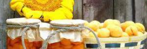 Заготовки из фруктов и ягод. Часть 2