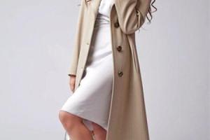 Женские пальто: виды и модели