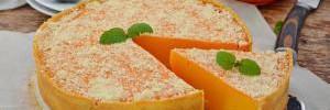 Как испечь тыквенный пирог на кефире