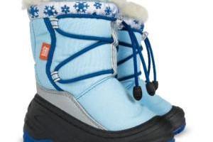 Какой необходим запас для зимней детской обуви