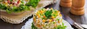 Традиционные салаты на Новый год: ТОП-5 рецептов