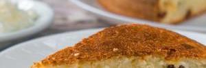Рецепт легкого творожного пирога на Пасху от Лилии Ребрик