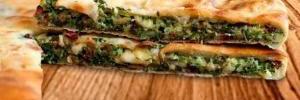 Пироги с зеленью антикризисные рецепты