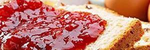 Рецепт горячих сэндвичей с персиком и сыром бри