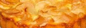 Как испечь творожный пирог с абрикосами в духовке