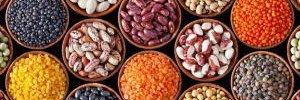 Врач: восполнить нехватку белка во время поста помогут орехи, бобовые и грибы