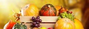 Осенний рацион: 5 лучших продуктов для здорового питания