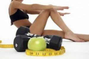 Фитнес-диета — здоровое питание плюс интенсивные тренировки