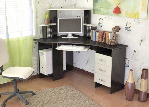 Где купить хороший угловой компьютерный стол